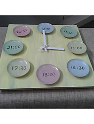 WALL CLOCK FOR DECORATION