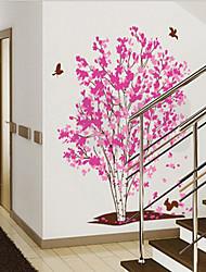 окружающей среды съемный стикер Эйфелева стены PVC