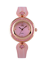 Popular Japan Movt Quartz Lady Leather Watch Luxury Cool Watches Unique Watches