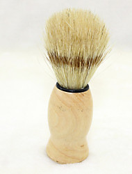 Professional Shaving Brush Barber Salon Shave Tool Faux Badger Bristle Hair