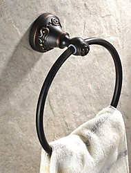 Antique Painting Wall Mounted Towel Rings