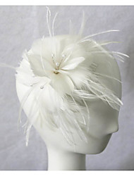 Women's Feather Headpiece-Wedding / Special Occasion Fascinators