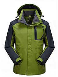 Men's  Jackets The Outdoor Waterproof Windproof Hiking Clothes