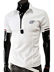 Männer Casual Mode Polo-Shirt