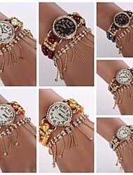 hot venda de moda de luxo de aço ouro pulseira de relógio