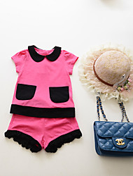 Kid's Sports Two-piece Clothing Suits