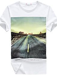 Spring Fashion E-BAIHUI Clothing Slim Fit Men Tshirt Casual T-shirt Camisetas Swag Hip Hop Top Clothing