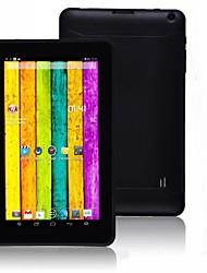 Wifi Android 4.2 tablet dual core (quad core, 800 * 480, ram 512mb, rom 8gb) 9 pollici
