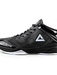 PEAK Basketball Men's Shoes Synthetic Black/White