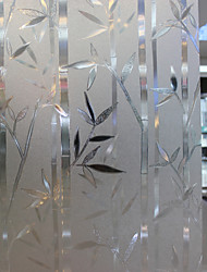 Country Bamboo Wind Pattern Window Film