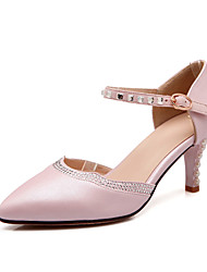 Women's Shoes Stiletto Heel Pointed Toe Pumps Shoes with Sparkling Glitter Dress More Colors available