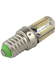 9W E14 Ampoules Maïs LED T 64 SMD 3014 1000 lm Blanc Chaud / Blanc Froid AC 100-240 V 1 pièce