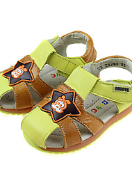 Baby Shoes Outdoor/Casual Calf Hair Sandals Blue/Green