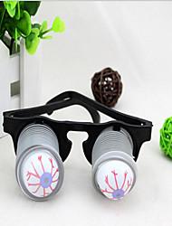 Terrorist glasses eyeball Funny novelty toys