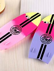 For 6s 6 Plus SE 5s 5 Case Shockproof Case Back Cover Case 3D Cartoon Soft Silicone Case