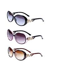 3 PCS LianSan 100% UV Women's Oversized Sunglasses