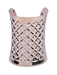 D Exceed Women's Bracelet Gold  Plated Long Size Bracelet European Style Diamond Design Cuff Bracelets