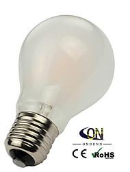 ONDENN E26/E27 8 W 8 COB 800 LM 2800-3200K K Warm White A Dimmable Globe Bulbs AC 220-240/AC 110-130 V