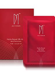acymer reparación hidratante brillo máscara de seda / blanqueamiento / hidratante