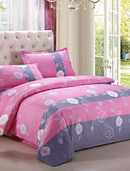 Yuxin® Cotton Duvet Cover Sets 4 Piece Suit Comfort Simple Modern for Twin and Full Bed Size