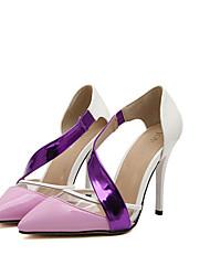 PU Sapatos de Senhora 10-12cm