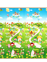 Tripolar,Outdoor children's cartoon crawling pad,Picnic mat,Moisture-proof pad,Environmental protection mat,FA1101X