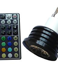 Spot Gradable/Commandée à Distance/Décorative RGB/Couleurs Changeantes SchöneColors 1 pièce B E14 4 W 1PCS LED Haute Puissance LMAC