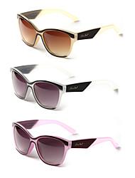 3PCS LianSan 100% UV400 Oversized Sunglasses