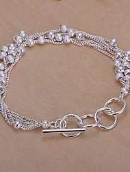 Women's Fashion Temperament 925 Silver Bracelet