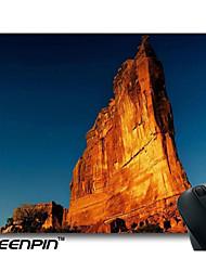 Design da rocha seenpin personalizado mouse pads