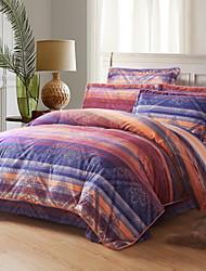 Bettbezug-Sets - H&C® - Mehrfarbig - Samt