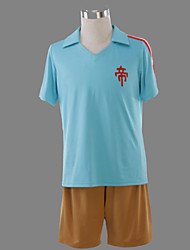 Lightning Eleven True Imperial College Summer Football Clothing Cosplay