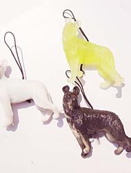 Simulation of dog simulation animal zodiac Soft rubber simulation animal