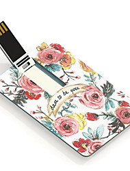8GB Dare to Be You Design Card USB Flash Drive