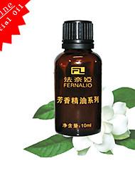 aiqianyi aromatherpay essencial jasmim óleo 10 ml