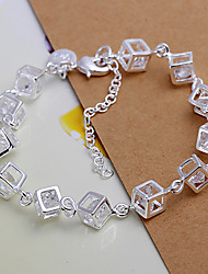 HE ONE fashion 925 silver jewelry trade selling exquisite Bracelet