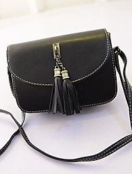 GMN Women Retro fringe single shoulder bag