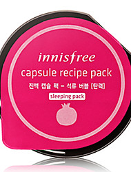 Innisfree Capsule Recipe Pack - Pomegranate(Sleeping Pack) (2pcs) IN0260