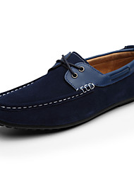 Men's Shoes Casual Calf Hair Boat Shoes More Colors available