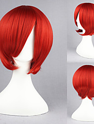 13inch VOCALOID-AKAITO Dark Red Anime Cosplay Wig