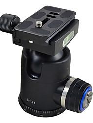 mengs® bh-44 tête de caméra trépied balle monopode avec plateau rapide