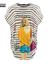 Beownwear Women's Short Sleeve Ice Silk Mini Dress