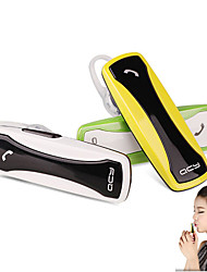 qcy j134 sem fio Bluetooth v3.0 estéreo bluetooth fone de ouvido com microfone para iphone 6 / 6plus / 5 / 5s / S6 (cores sortidas)