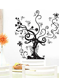 Wall Stickers Wall Decals, Creative Tree PVC Wall Stickers
