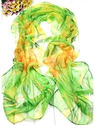 mode kleurrijke sjaals shawls / sjaals chiffon (meer kleuren)