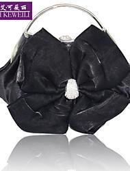 AIKEWEILI®Women's Bags Fashion Silk Flower Type Evening Bag Casual Wedding Party Tote Bag Ladies Purse Clutch Bag