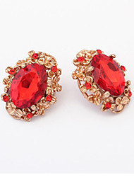 Noble brand high-grade stud earrings