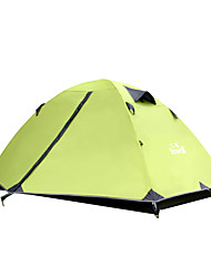 Hewolf Moistureproof Waterproof Single Room for Two person Tent