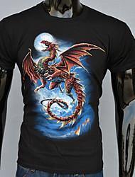 T-Shirts ( Coton ) Informel Homme