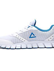 PEAK Running Men's Shoes Blue/White/Gray